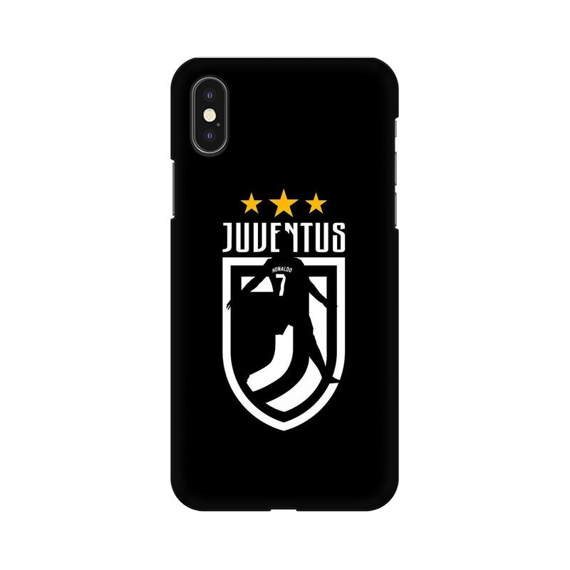 Juventus CR7 Phone Case[Available For 90+ Phone Models] Phone Case printrove Apple iPhone X