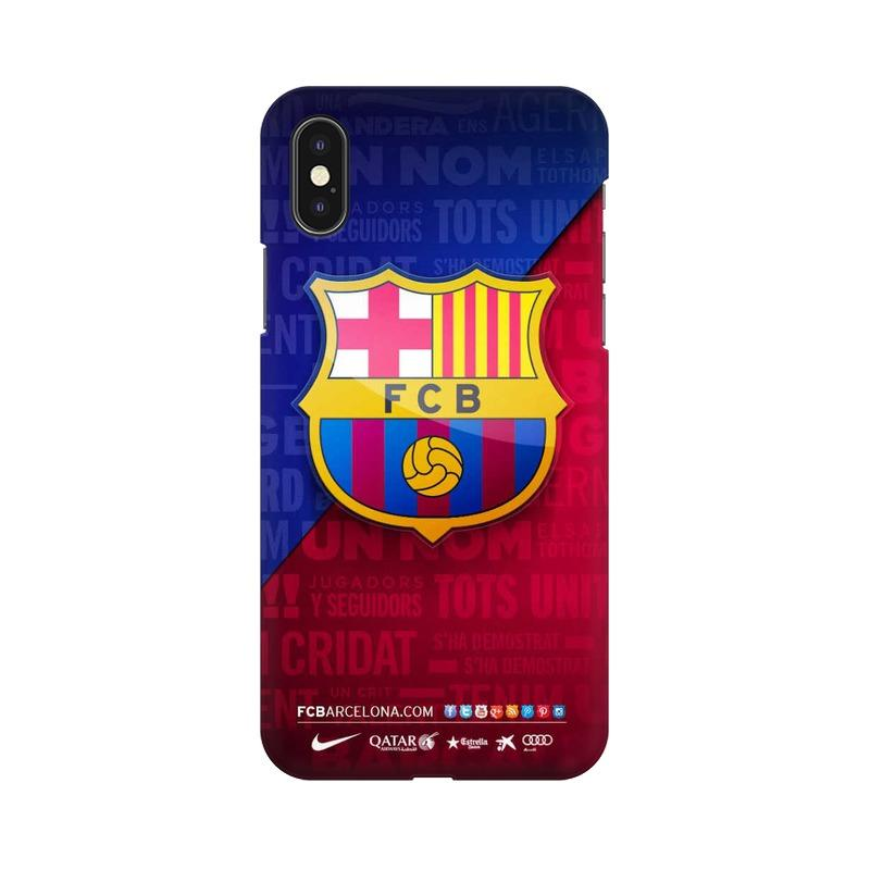 Barcelona Phone Case[Available For 90+ Phone Models] Phone Case printrove Apple iPhone X