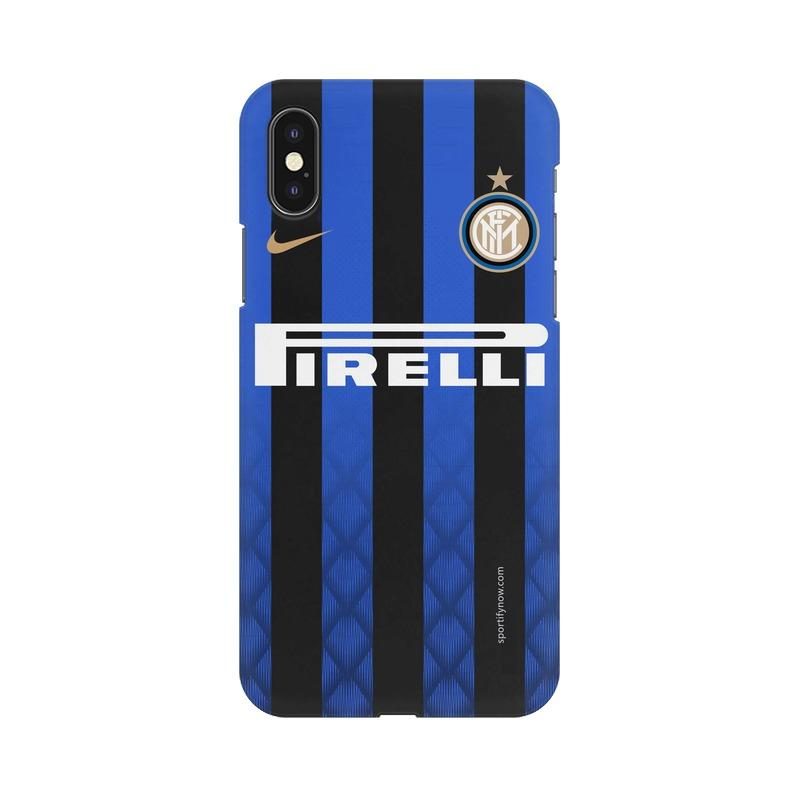 Intermilan Jersey Home 18 19 Phone Case[Available For 90+ Phone Models] Phone Case printrove