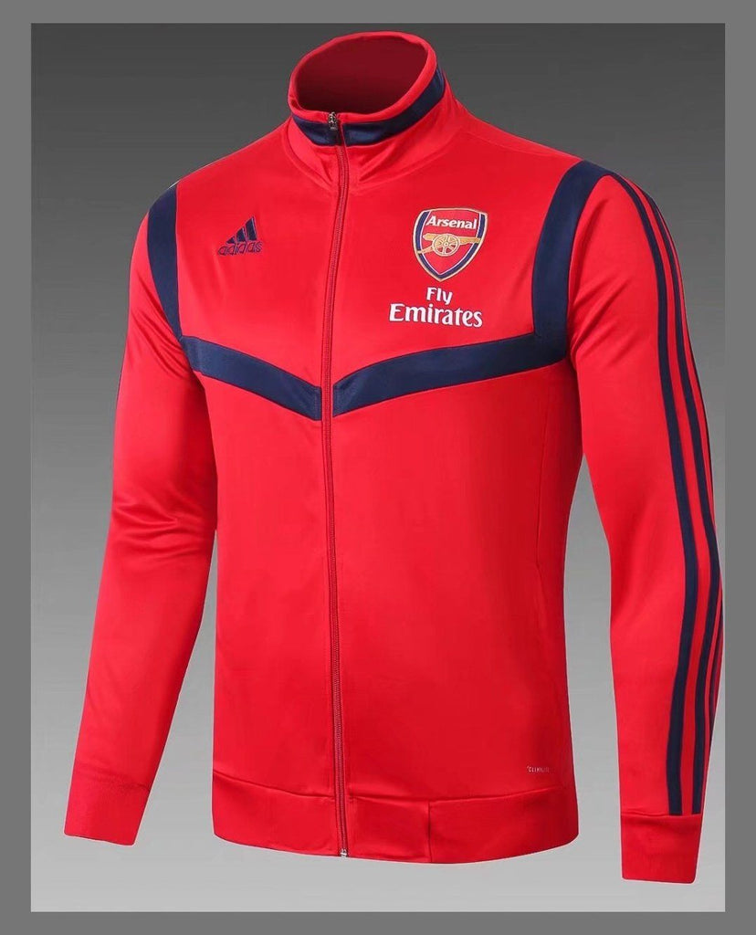 Arsenal Winter Jacket RED 19 20 Season Sweater sportifynow
