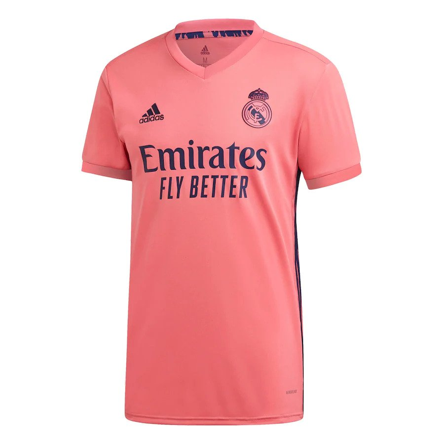 Real Madrid Football Jersey Away 20 21 Season [Sale Item]