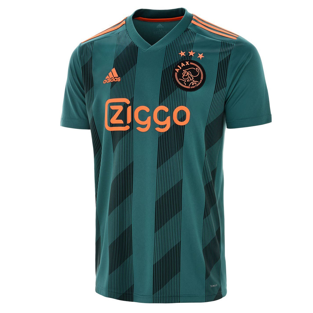 Ajax Football Jersey Away 19 20 Season [Sale Item] Jersey_NS sportifynow