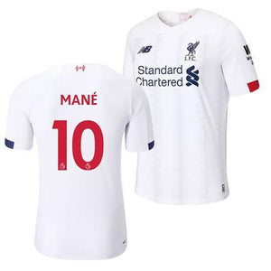 Liverpool Mane 10 Football Jersey Away 19 20 Season [Sale Item] Jersey_NS sportifynow