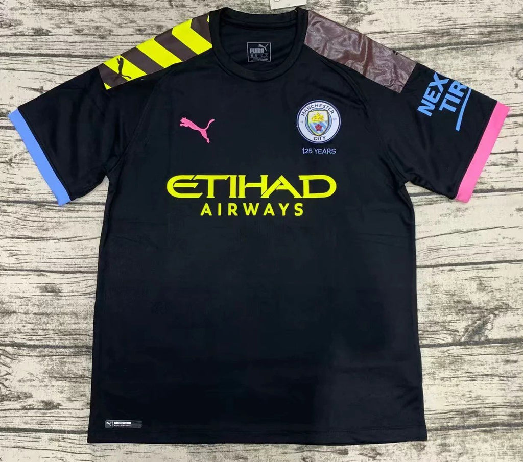 Manchester City Football Jersey Away 19 20 Season [Sale Item] Jersey_NS sportifynow