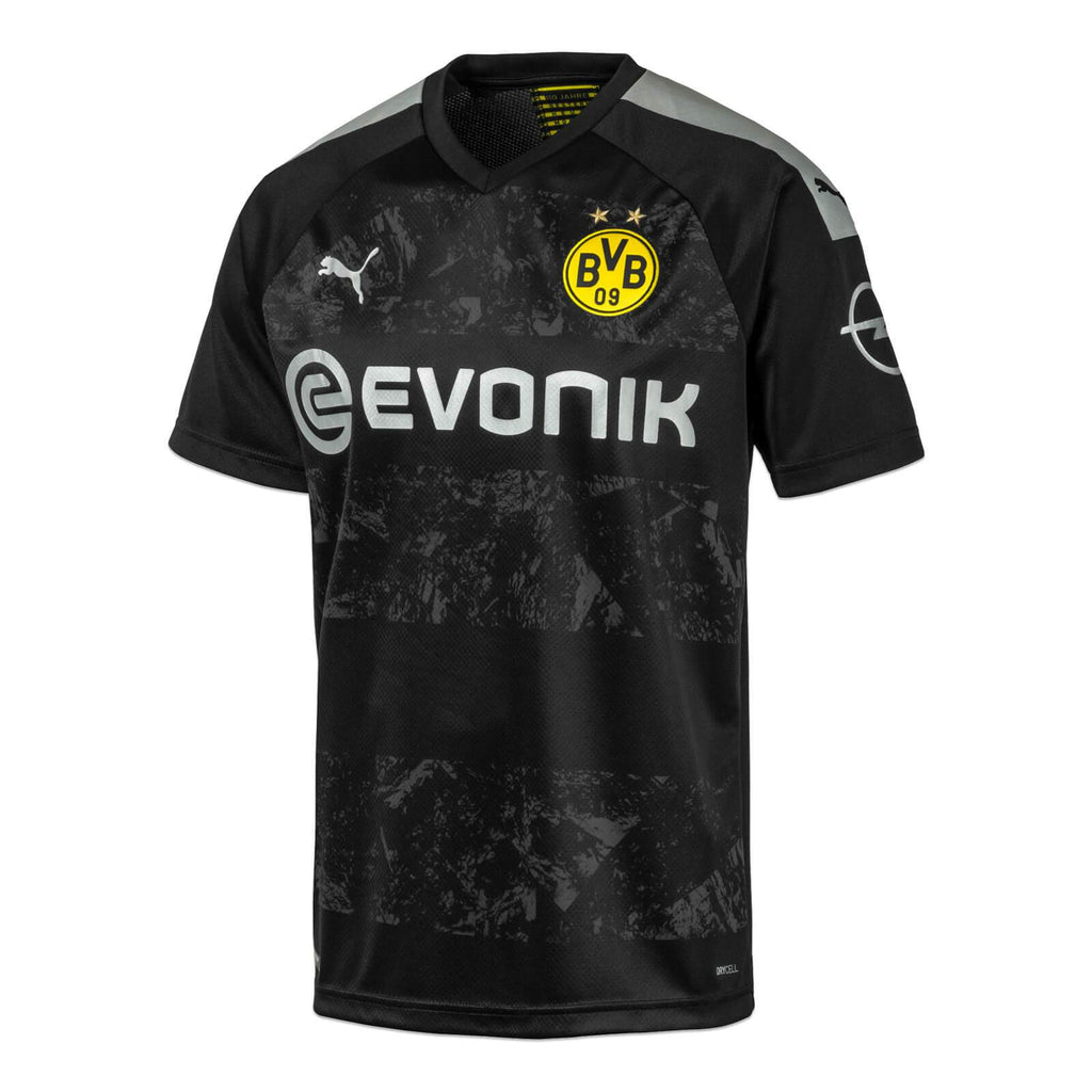 Borussia Dortmund Football Jersey Away 19 20 Season