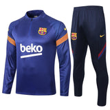 Barcelona Beko Blue Training Suit 20 21 Season