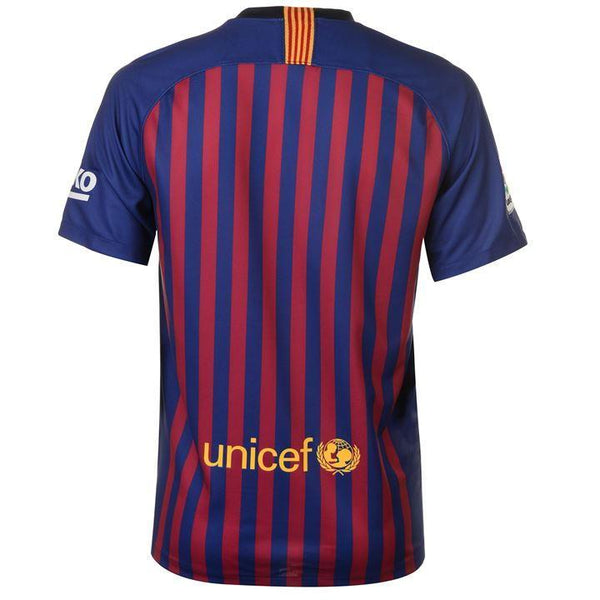 Barcelona Football Jersey Home 18 19 Season - sportifynow