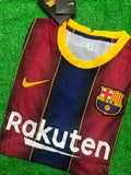 Barcelona PLAYER VERSION Football Jersey Home 20 21 Season [Sale Item]