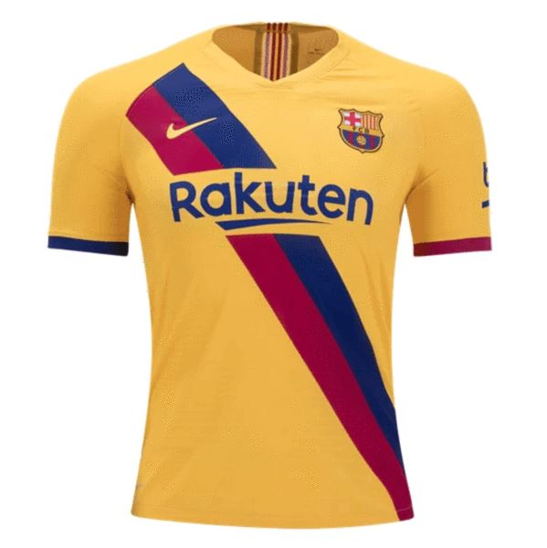 Barcelona GRIEZMANN 17 Football Jersey Away 19 20 Season [Sale Item] Jersey_NS sportifynow