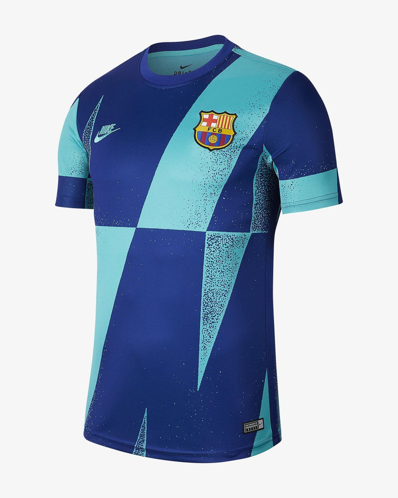 Barcelona Training Jersey 19 20 Season Jersey_NS sportifynow