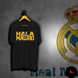 Hala Madrid Football T Shirt
