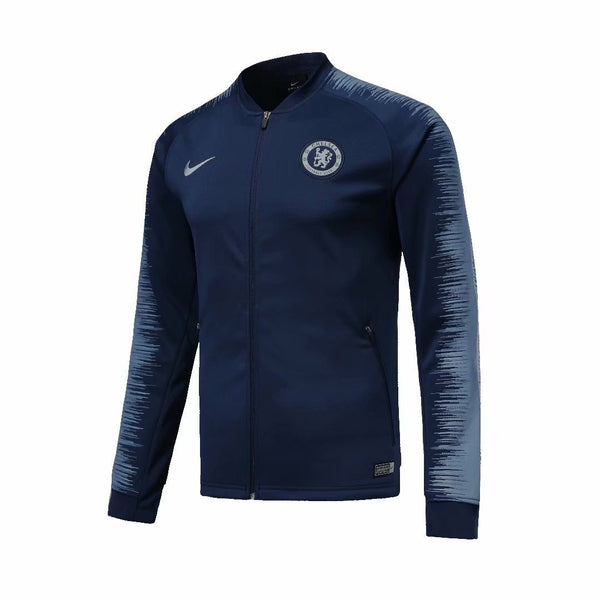Chelsea Winter Jacket Dark Blue 18 19 Season