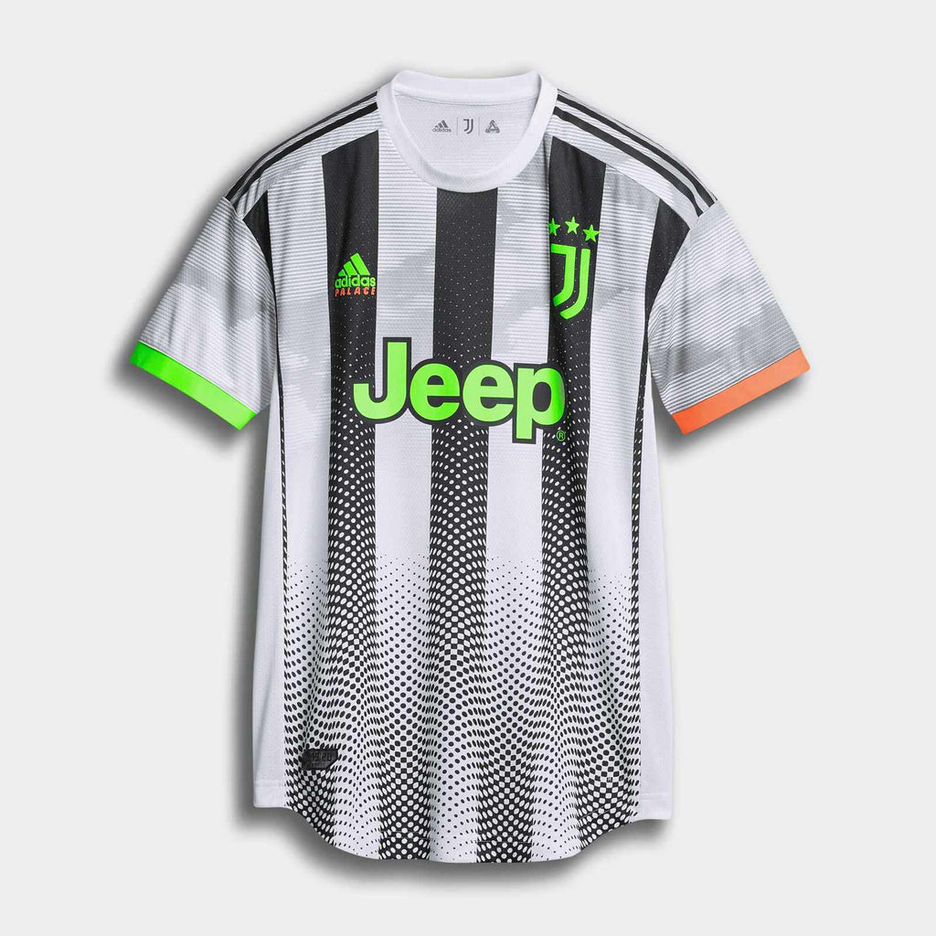 Juventus Palace PLAYER VERSION Football Jersey Fourth With Italia Patch 19 20 Season