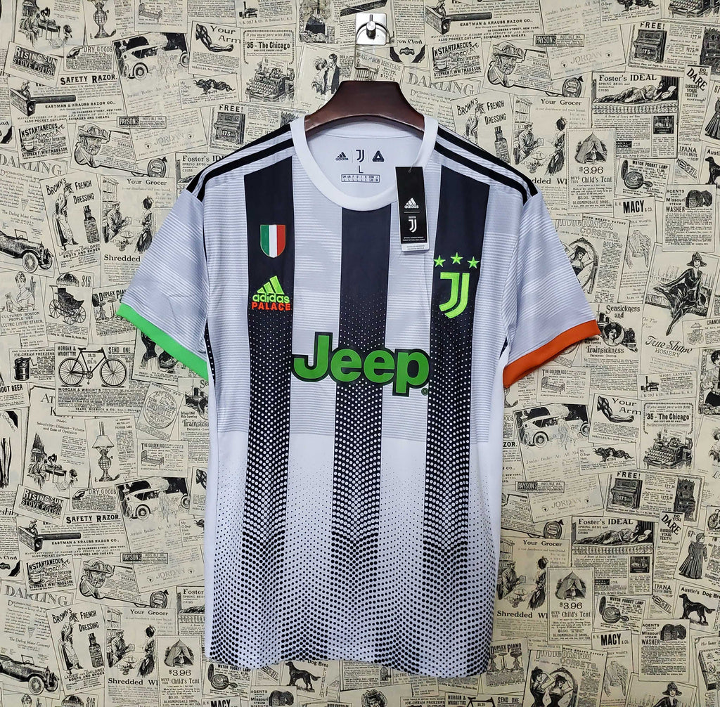 Juventus Palace Football Jersey Fourth 19 20 Season