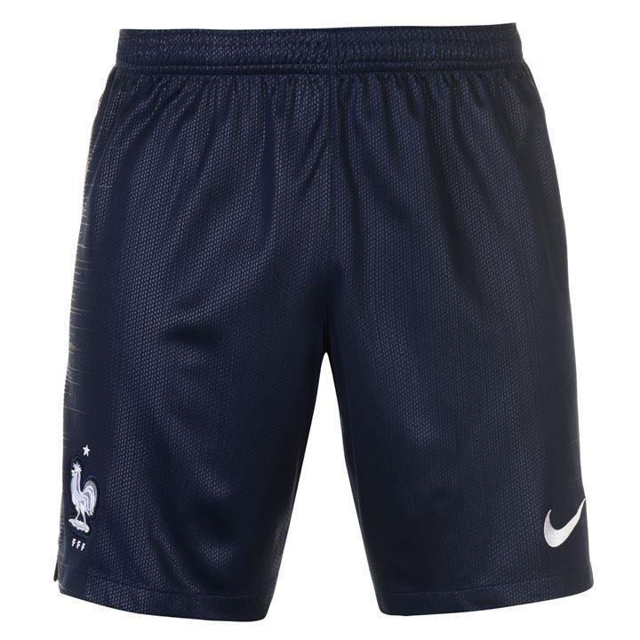 France National Team Shorts Away-FIFA WC 2018 - sportifynow