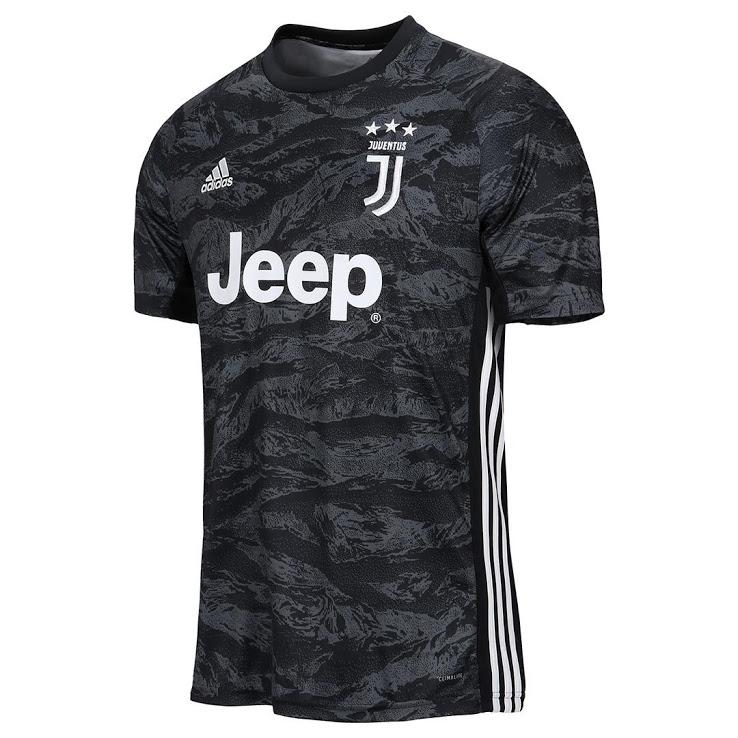 Juventus Goal Keeper Football Jersey 19 20 Season [Sale Item] Jersey_NS sportifynow