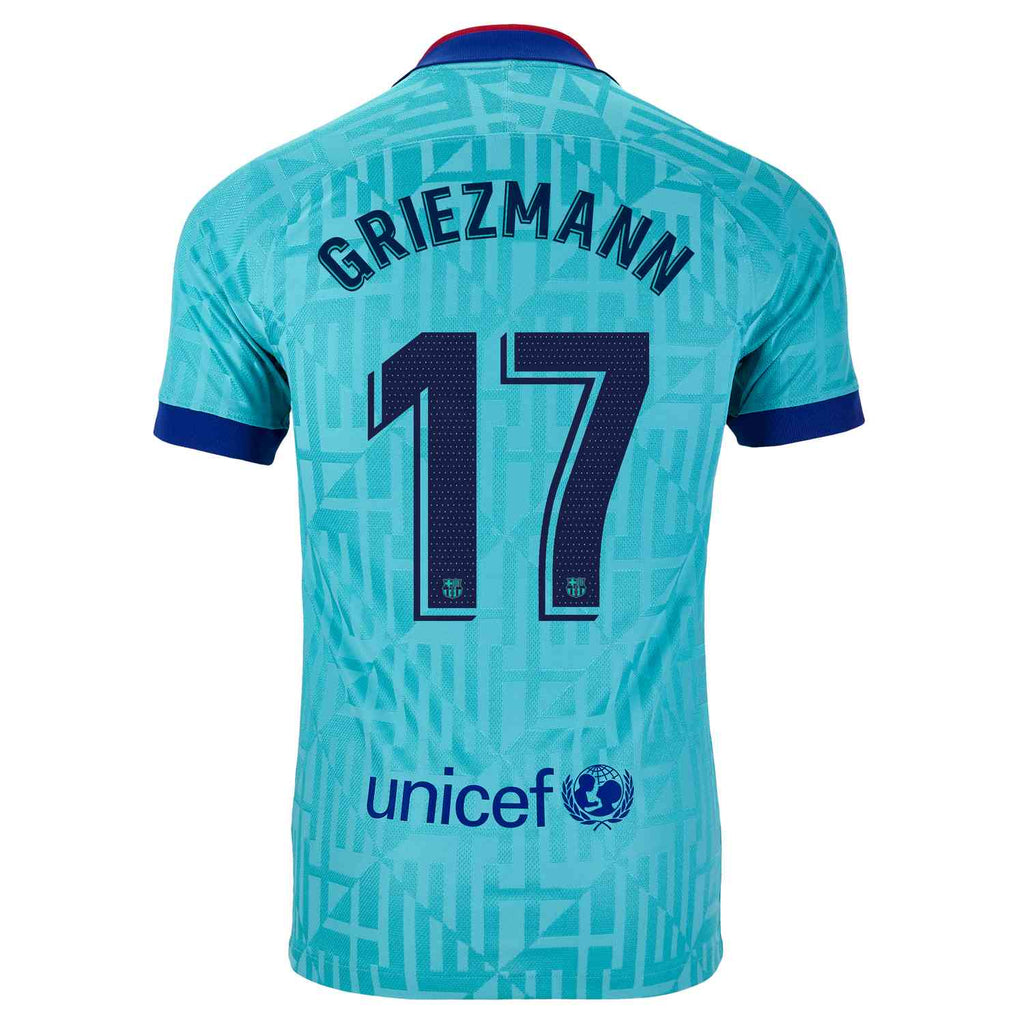 Barcelona GRIEZMANN 17 Football Jersey Third 19 20 Season [🔥BUY 2 GET 1 OFFER🔥]