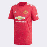 ManU Jersey Home 20 21 Season [Sale Item]