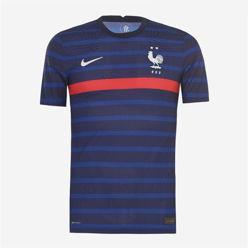 France National Team Jersey Home-EURO CUP 2020