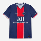 PSG Football Jersey Home 20 21 Season [Sale Item]