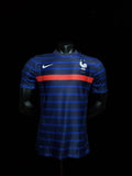 France PLAYER VERSION National Team Jersey Home-EURO CUP 2020