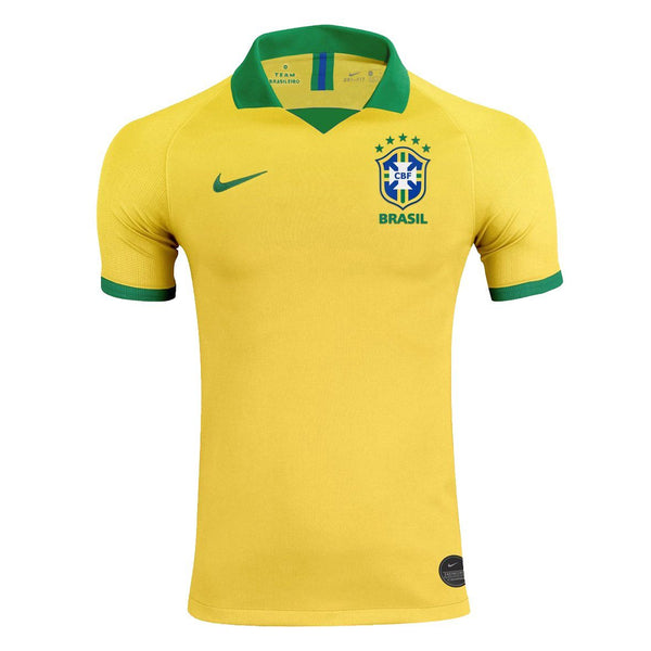 Brazil National Team Copa America Home Jersey