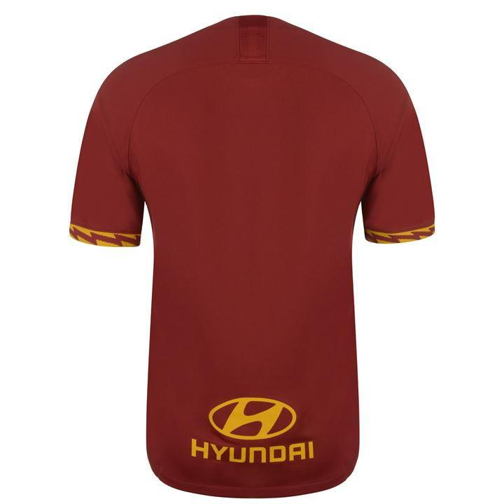 Roma Football Jersey Home 19 20 Season [Sale Item] Jersey_NS sportifynow