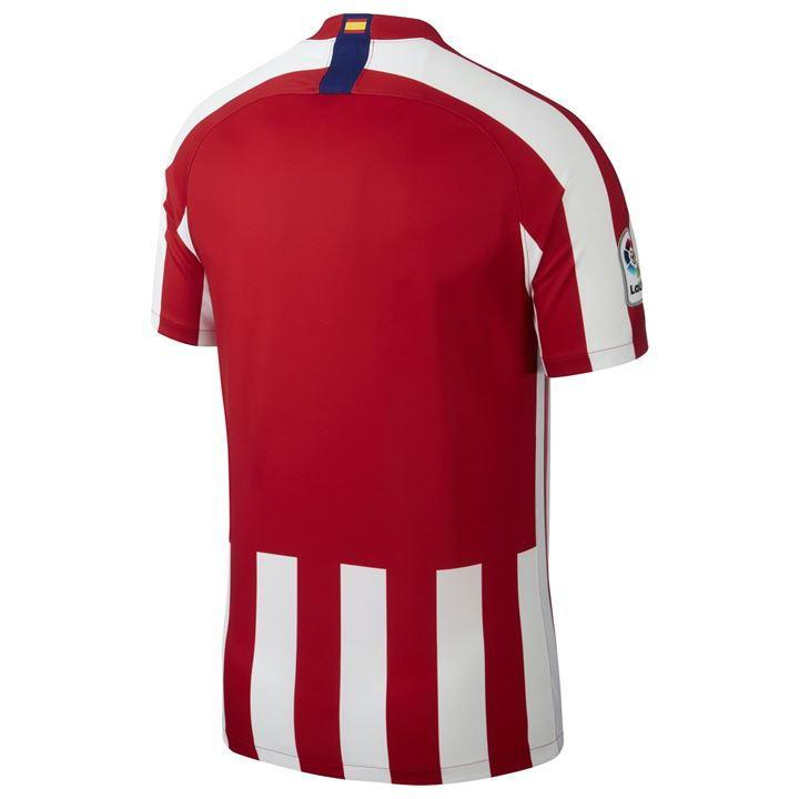 Atletico Madrid Football Jersey Home 19 20 Season [Sale Item] Jersey_NS sportifynow