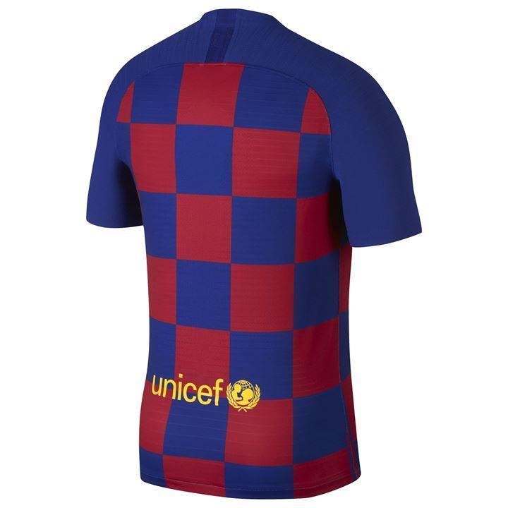 Barcelona Football Jersey Home 19 20 Season [Sale Item] Jersey_NS sportifynow