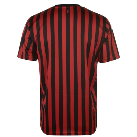 AC Milan Football Jersey Home 19 20 Season [Sale Item]