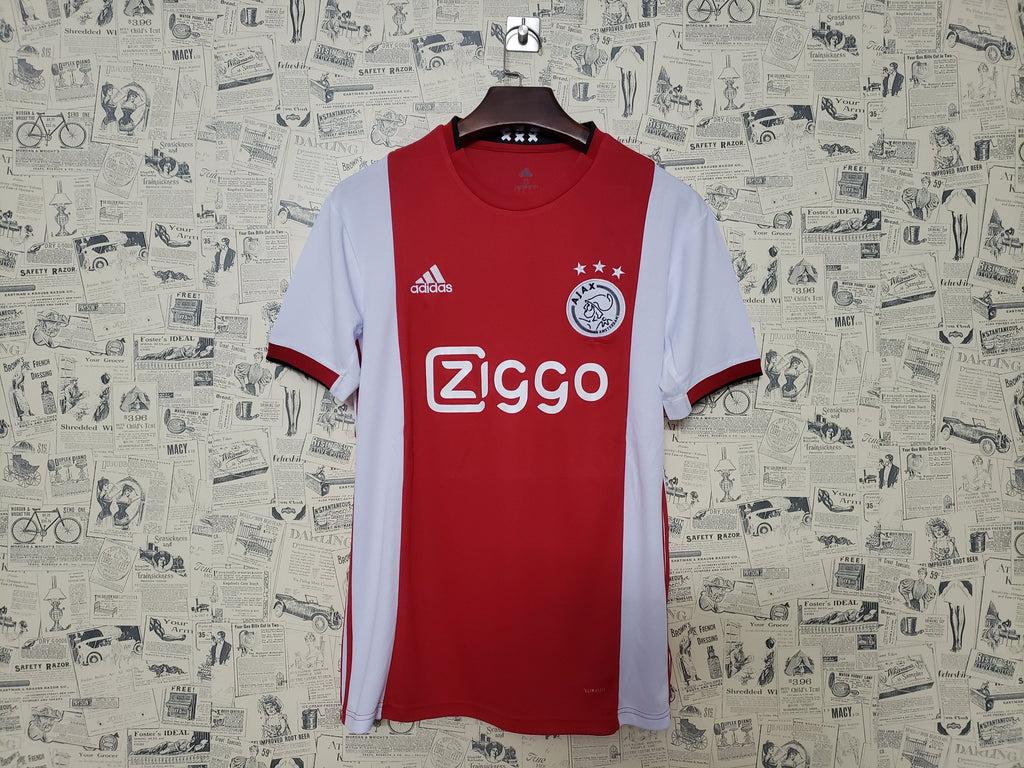Ajax Football Jersey Home 19 20 Season [Sale Item] Jersey_NS sportifynow