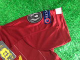 Liverpool SALAH 11 Football Jersey Home With UCL Patch 19 20 Season [Sale Item]