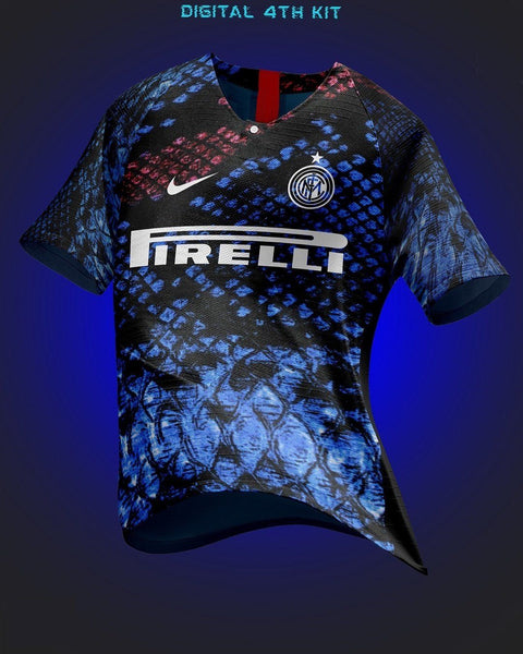 Inter Milan Limited Edition Jersey [Sale Item]