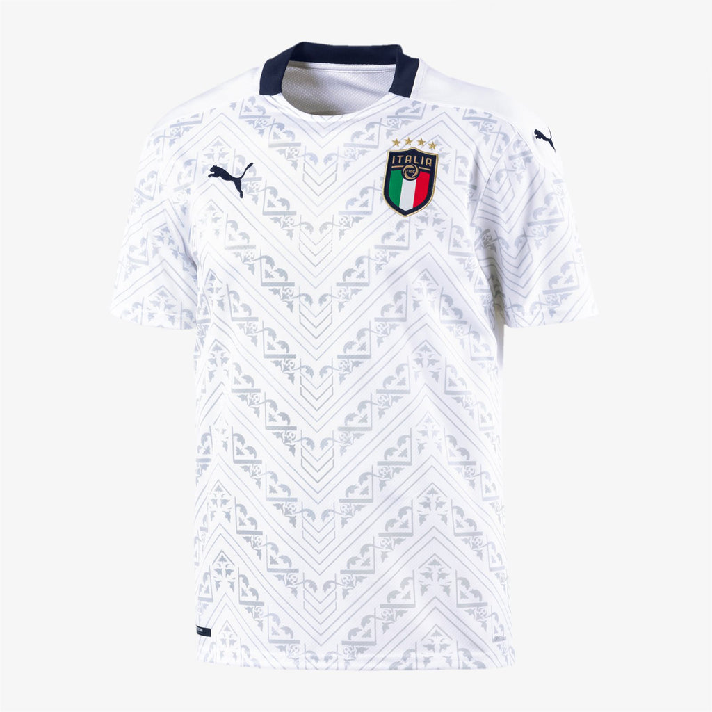 Italy National Team Jersey Away-EURO CUP 2020