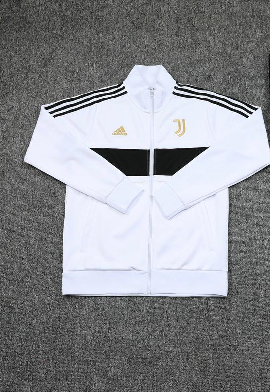 Juventus White Jacket 20 21 Season