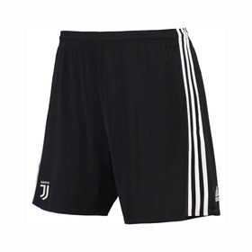 Juventus Football Shorts BLACK 18 19 Season