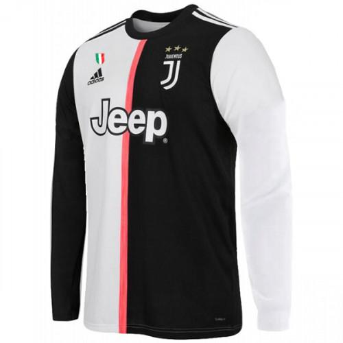 Juventus Football Jersey Home FULL SLEEVE 19 20 Season [Sale Item] Jersey_NS sportifynow