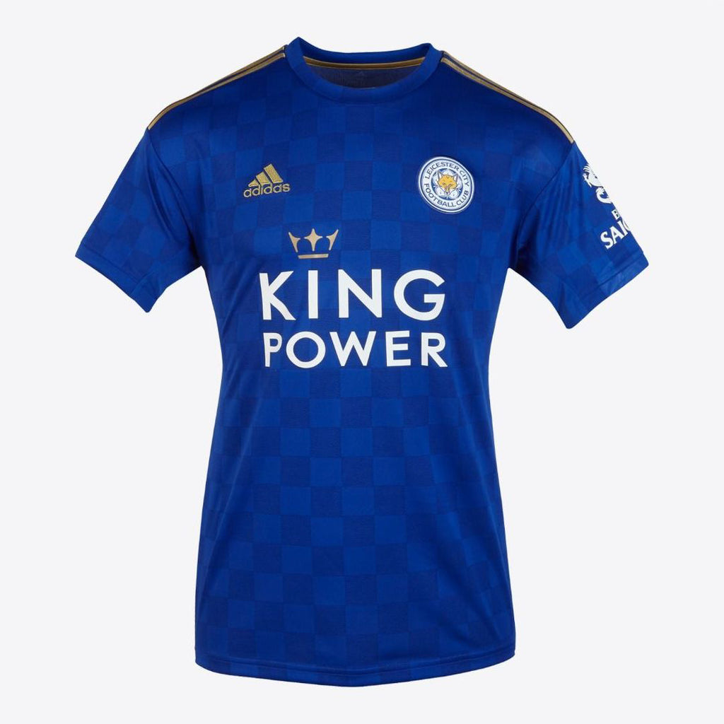 Leicester City Football Jersey Home 19 20 Season