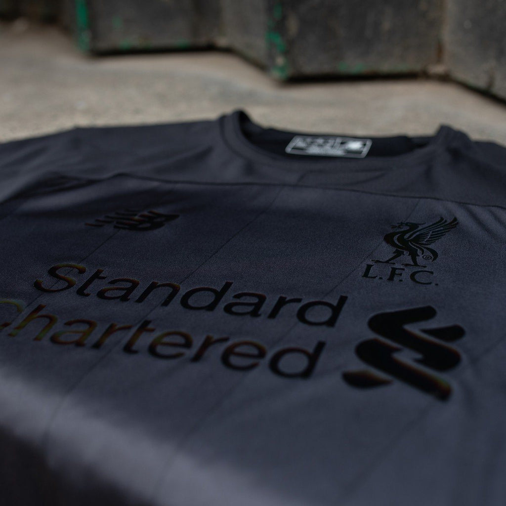 Liverpool Black Limited Edition 19 20 Season Jersey [Sale Item] Jersey_NS sportifynow