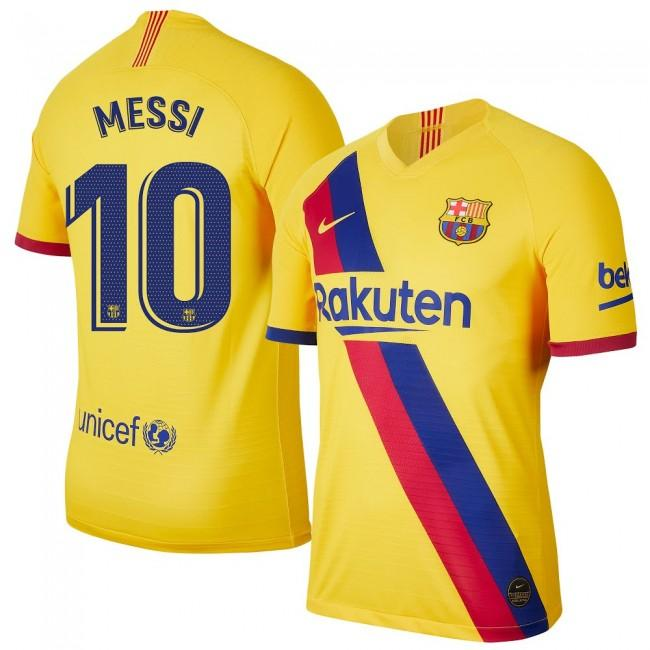 Barcelona MESSI 10 Football Jersey Away 19 20 Season [Sale Item]