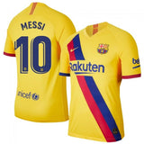 Barcelona MESSI 10 Football Jersey Away 19 20 Season [🔥BUY 2 GET 1 OFFER🔥]