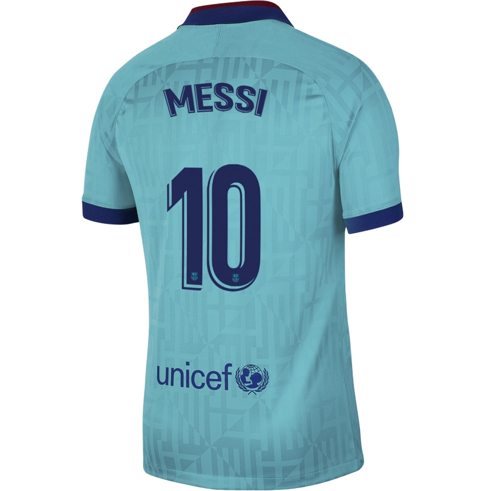 Barcelona MESSI 10 Football Jersey Third 19 20 Season [🔥BUY 2 GET 1 OFFER🔥]