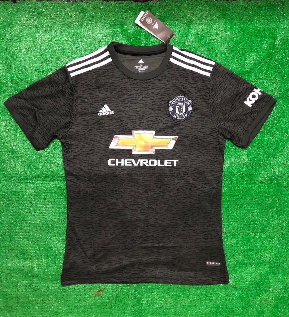 ManU Jersey Away 20 21 Season [Sale Item]