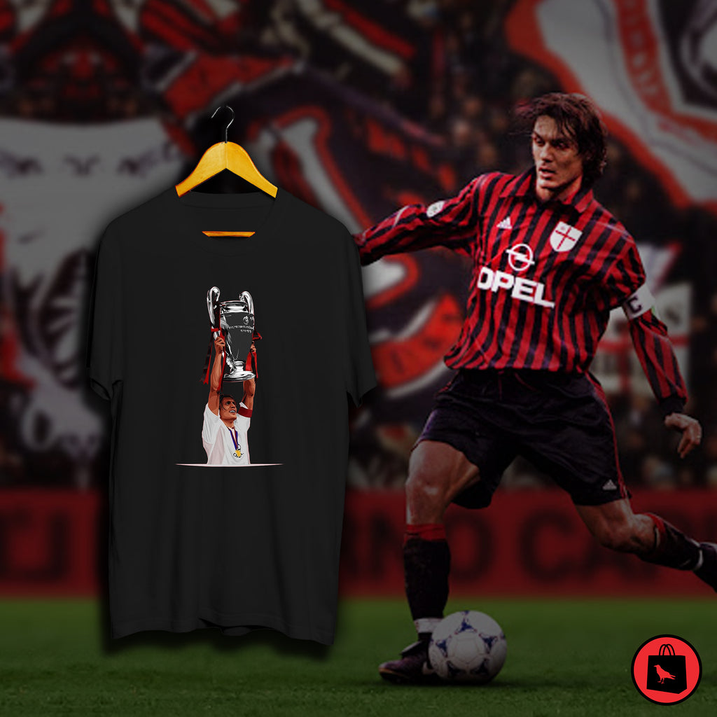 Maldini Football T Shirt