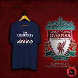 Liverpool Beatles Football T Shirt