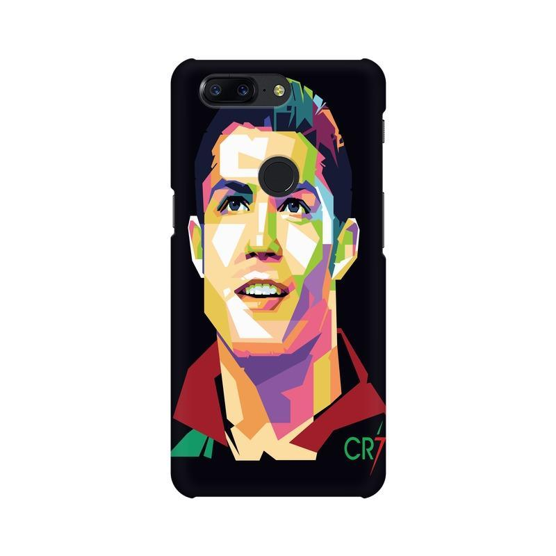 Cristiano Ronaldo CR7 Phone Case[Available For 90+ Phone Models] Phone Case printrove OnePlus 5T