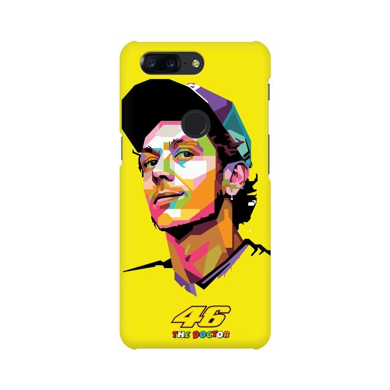 Valentino Rossi VR46 Phone Case[Available For 90+ Phone Models] Phone Case printrove OnePlus 5T