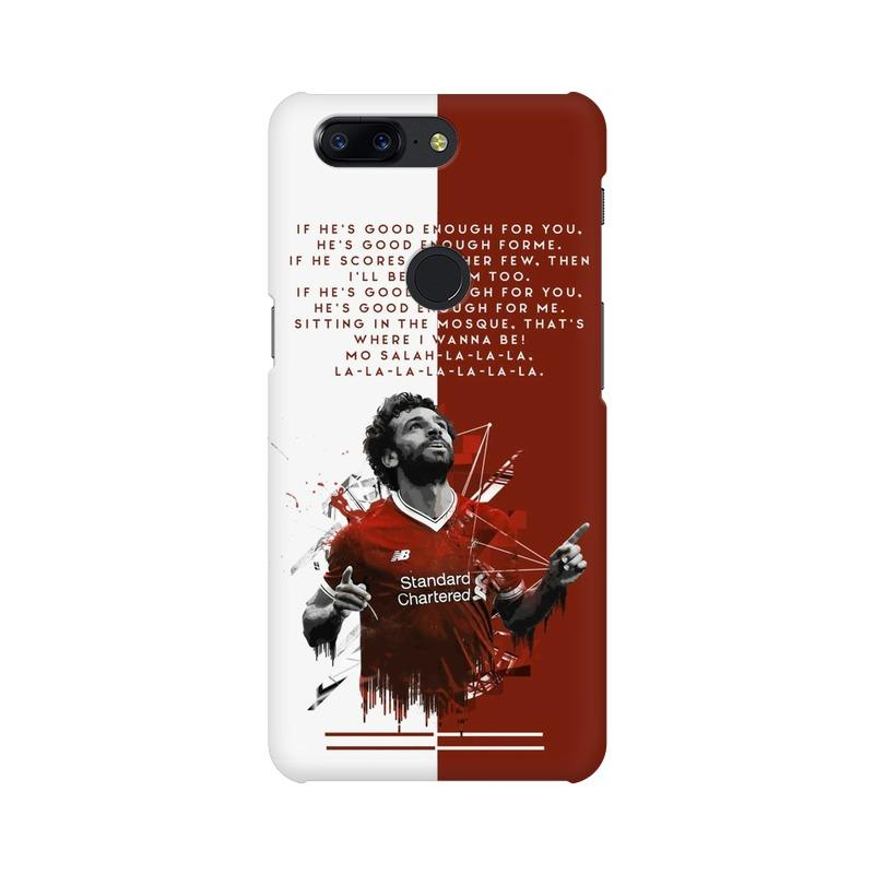 Mo Salah Phone Case[Available For 90+ Phone Models] Phone Case printrove OnePlus 5T