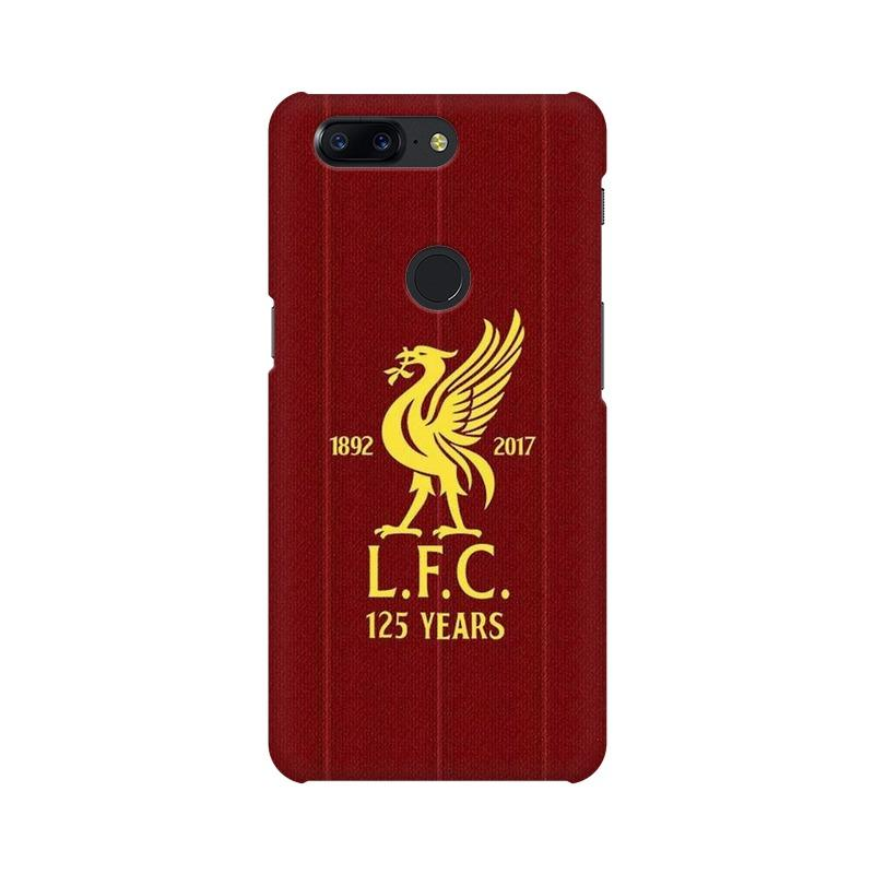 Liverpool FC Phone Case[Available For 90+ Phone Models] Phone Case printrove OnePlus 5T