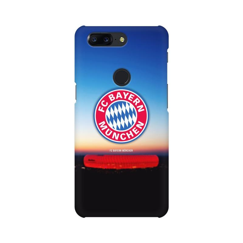 Bayern Phone Case[Available For 90+ Phone Models] Phone Case printrove OnePlus 5T